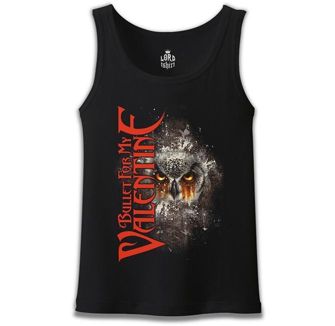 Lord Tshirt - Bullet for my Valentine Siyah Erkek Atlet