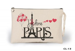 Lord Tshirt - City - J'adore Paris Ham Bez Clutch / El Çantası Astarlı