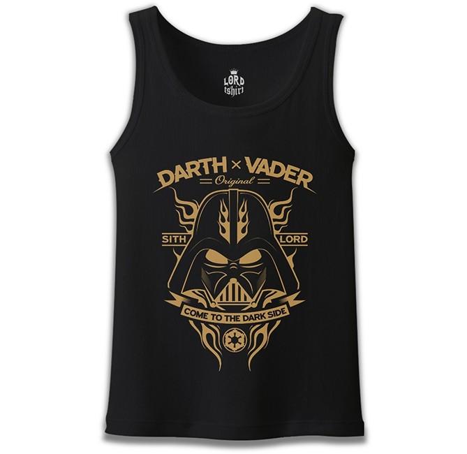 Lord Tshirt - Darth Vader Siyah Erkek Atlet
