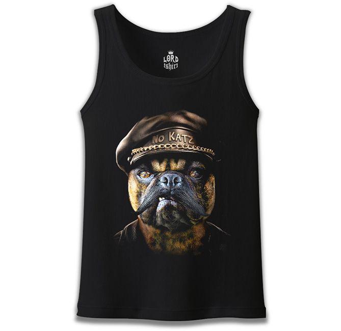 Dog the Police Siyah Erkek Atlet