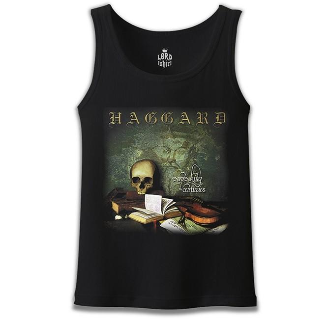 Lord Tshirt - Haggard - Awaking the Centuries Siyah Erkek Atlet