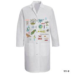 Lord Tshirt - Öğretmen Önlük - Biyoloji Öğretmeni
