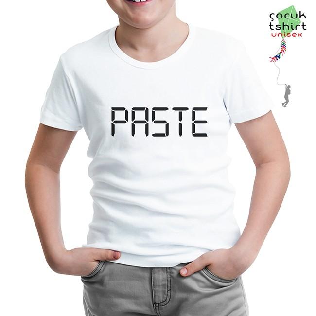Lord Tshirt - Paste Beyaz Çocuk Tshirt