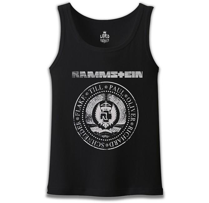 Lord Tshirt - Rammstein - Est 1994 Siyah Erkek Atlet