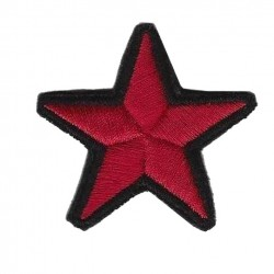 Lord Tshirt - Red Star - Patch