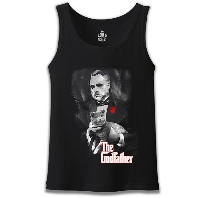 The Godfather Siyah Erkek Atlet