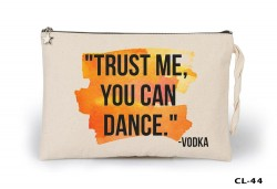 Lord Tshirt - Trust Me - Vodka Ham Bez Clutch / El Çantası Astarlı