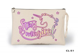 Lord Tshirt - Unicorn - Stay Ham Bez Clutch / El Çantası Astarlı
