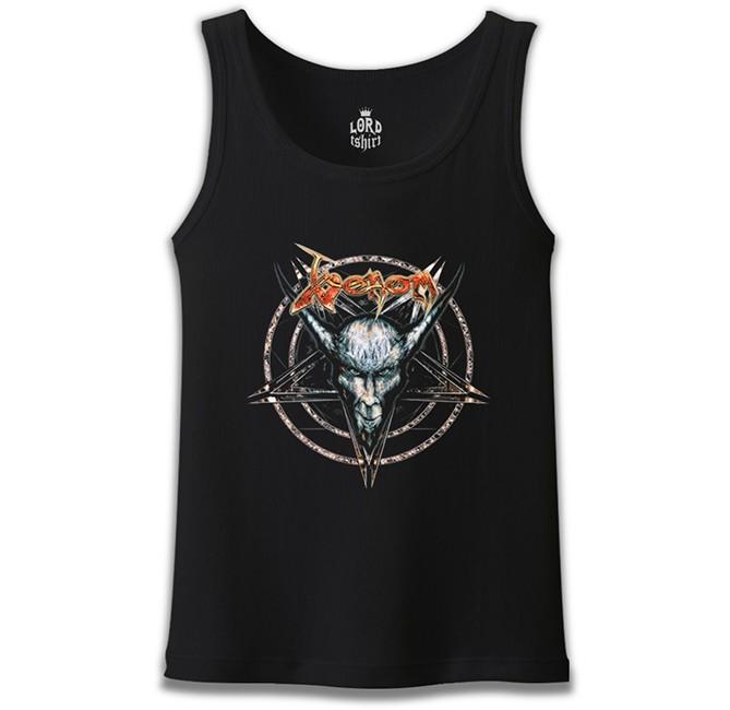 Lord Tshirt - Venom Siyah Erkek Atlet